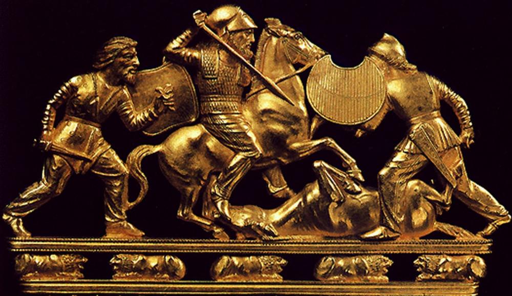 Коллекцию украшений древних скифов из крымских музеев передадут Украине. Это все политика и профанация