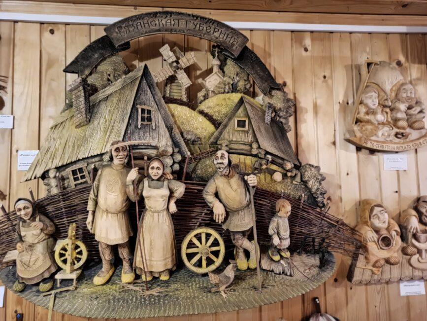 Путь любви и верности: уникальный музей деревянного зодчества