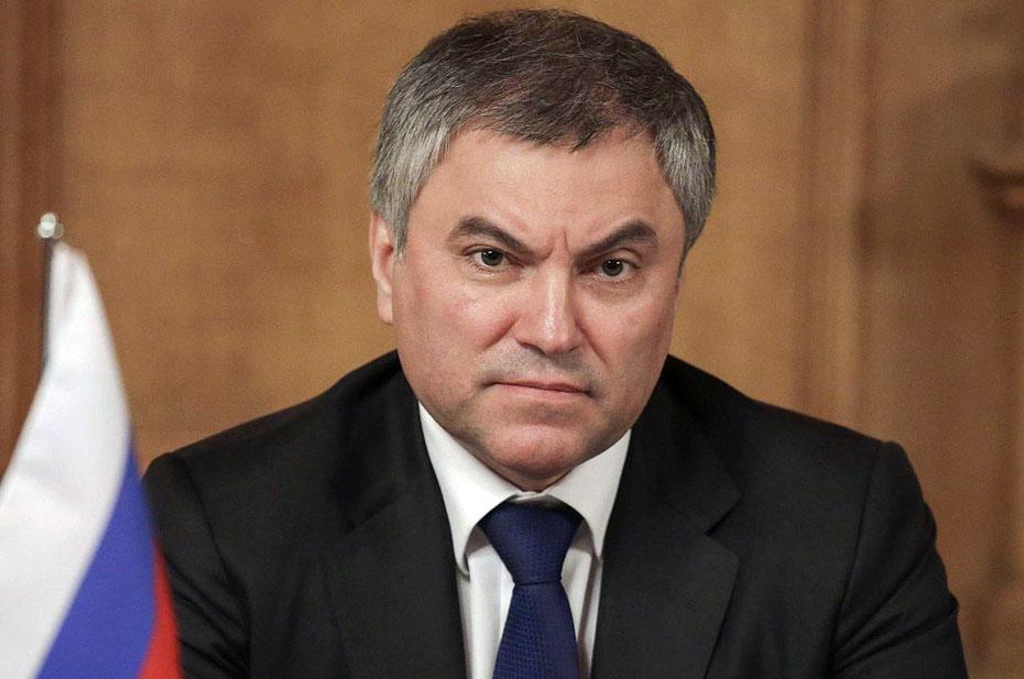 Вячеслав Володин грубо отчитал главу ПФР Андрея Кигима: «Мы хотим, чтобы вы находились в здравом уме»