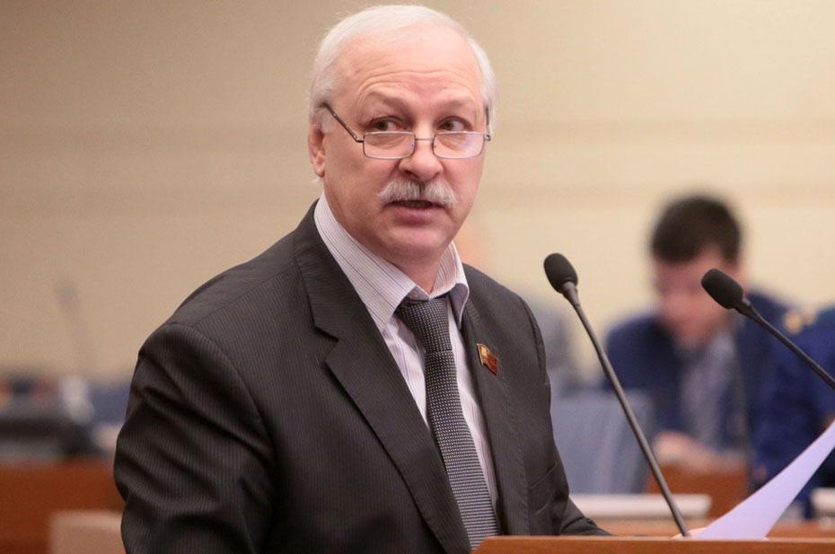 Полиция задержала руководителя фракции КПРФ в Мосгордуме Николая Зубрилина